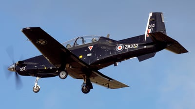 ZM332 - Raytheon T-6C Texan II - United Kingdom - Royal Air Force (RAF)
