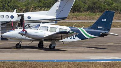PT-VGD - Embraer EMB-810D Seneca III - Private