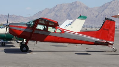 N185DR - Cessna A185F Skywagon - Private