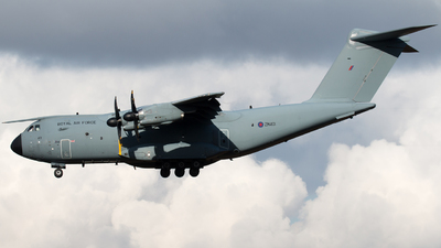 ZM401 - Airbus A400M Atlas C.1 - United Kingdom - Royal Air Force (RAF)