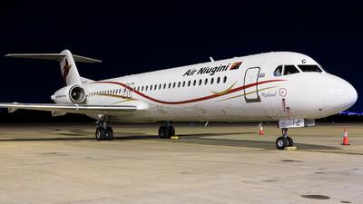 P2-ANC - Fokker 100 - Air Niugini