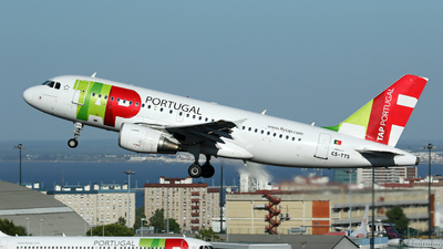 CS-TTS - Airbus A319-112 - TAP Air Portugal