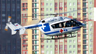 RA-01888 - Airbus Helicopters H135 - Rossiya Airlines