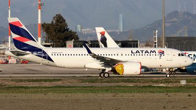 CC-BHD - Airbus A320-271N - LATAM Airlines