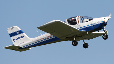 D-MUNI - Tecnam P96 Golf 100 - Private