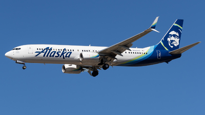A picture of N423AS - Boeing 737990(ER) - Alaska Airlines - © Positive Rate Photography