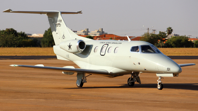 FAB3701 - Embraer 500 Phenom 100EV - Brazil - Air Force