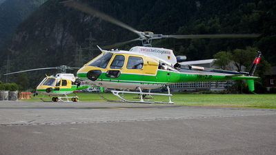 HB-ZJP - Eurocopter AS 350B3 Ecureuil - Swiss Helicopter AG