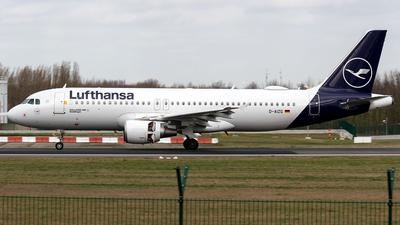 A picture of DAIZG - Airbus A320214 - Lufthansa - © Sotos