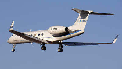 B-3988 - Gulfstream G550 - Private