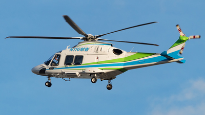 N116MW - Agusta-Westland AW-169 - Private