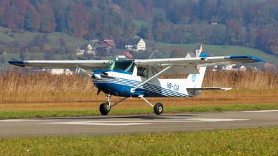 A picture of HBCIX - Cessna F152 - [1966] - © Alex