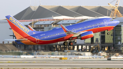 N217JC - Boeing 737-7H4 - Southwest Airlines