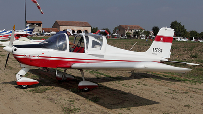 I-5894 - Tecnam P96 Golf 100 - Private