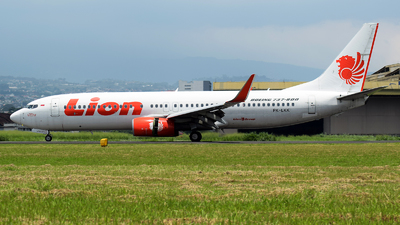 PK-LKK - Boeing 737-8GP - Lion Air