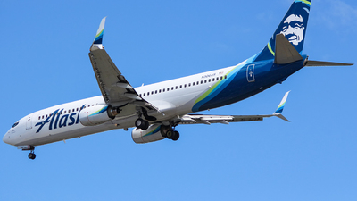 N306AS - Boeing 737-990 - Alaska Airlines