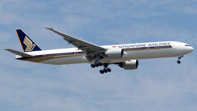 9V-SWZ - Boeing 777-312ER - Singapore Airlines
