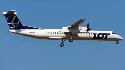 OY-YBY - Bombardier Dash 8-Q402 - LOT Polish Airlines