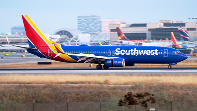 N8556Z - Boeing 737-8H4 - Southwest Airlines