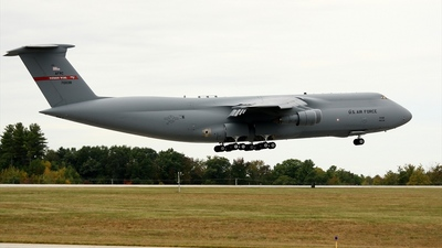 87-0038 - Lockheed C-5 Galaxy - United States - US Air Force (USAF)
