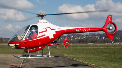 HB-ZLJ - Hélicoptères Guimbal Cabri G2 - Swiss Helicopter AG