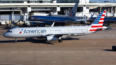 N156AN - Airbus A321-231 - American Airlines