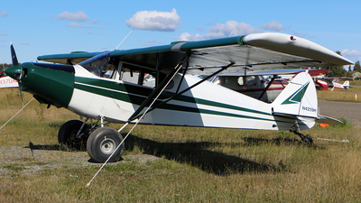 N4259H - Piper PA-14 Cruiser - Private