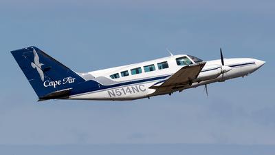 N514NC - Cessna 402C - Cape Air