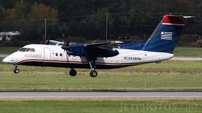 A picture of N938HA - De Havilland Canada Dash 8100 - [152] - © BaszB