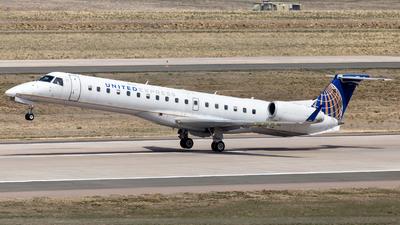 A picture of N11113 - Embraer ERJ145XR - United Airlines - © HA-KLS