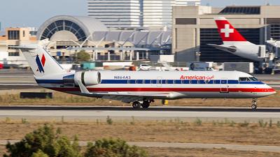 N864AS - Bombardier CRJ-200ER - American Eagle (SkyWest Airlines)