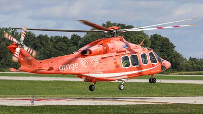 C-GYNG - Agusta-Westland AW-139 - Ornge