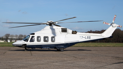 T7-LSS - Agusta-Westland AW-139 - Private