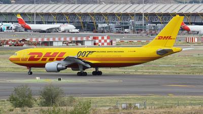 D-AEAK - Airbus A300B4-622R(F) - DHL (European Air Transport)