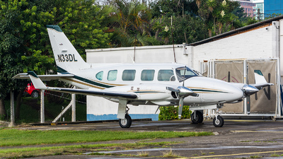 A picture of N33DL - Piper PA31325 - [317812021] - © OSCAR GUILLEN