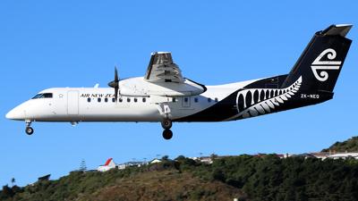 ZK-NEQ - Bombardier Dash 8-Q311 - Air New Zealand