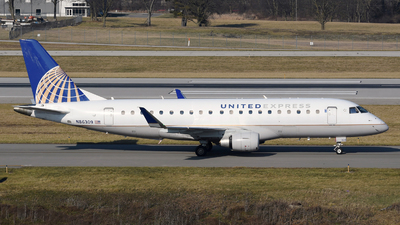 N86309 - Embraer 170-200LR - United Express (Mesa Airlines)