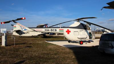 HA-BCB - PZL-Swidnik Mi-2 Hoplite - OMSZ Légimentõ (Air Ambulance Hungary)