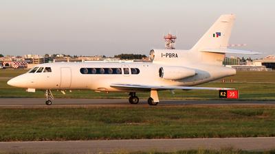 I-PBRA - Dassault Falcon 50EX - Sirio Executive