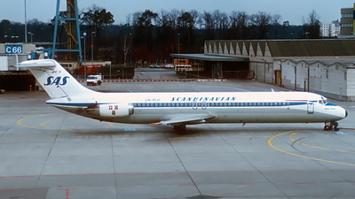 LN-RLH - McDonnell Douglas DC-9-41 - Scandinavian Airlines (SAS)