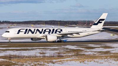A picture of OHLWG - Airbus A350941 - Finnair - © Mikko Heiskanen