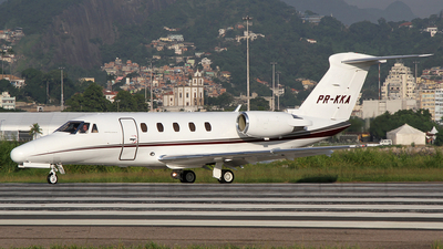PR-KKA - Cessna 650 Citation III - Private