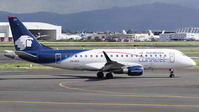 A picture of XAACX - Embraer E175LR - [17000126] - © Hooks - AirTeamPhotos