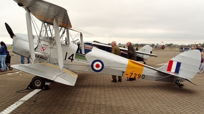 A picture of GANNK - De Havilland DH82 Tiger Moth - [83804] - © Glyn Charles Jones