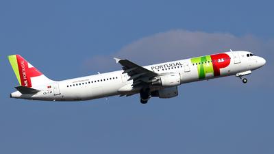 CS-TJF - Airbus A321-211 - TAP Portugal
