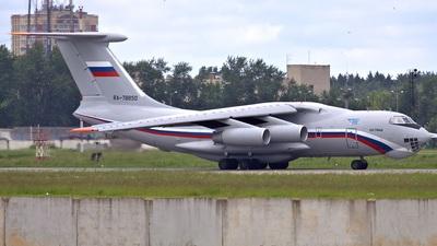 RA-78850 - Ilyushin IL-76MD - Russia - Air Force