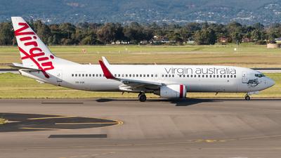 VH-VUK - Boeing 737-8FE - Virgin Australia Airlines