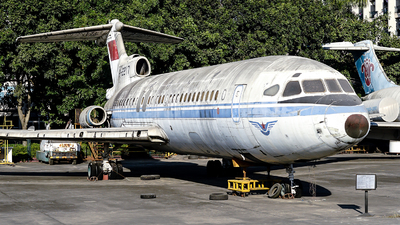 B-2217 - Hawker Siddeley HS-121 Trident 2 - Civil Aviation Administration of China (CAAC)