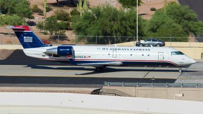 N496CA - Bombardier CRJ-200ER - US Airways Express (SkyWest Airlines)