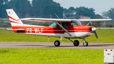 PR-WLF - Cessna 152 - Aeroclube de Resende